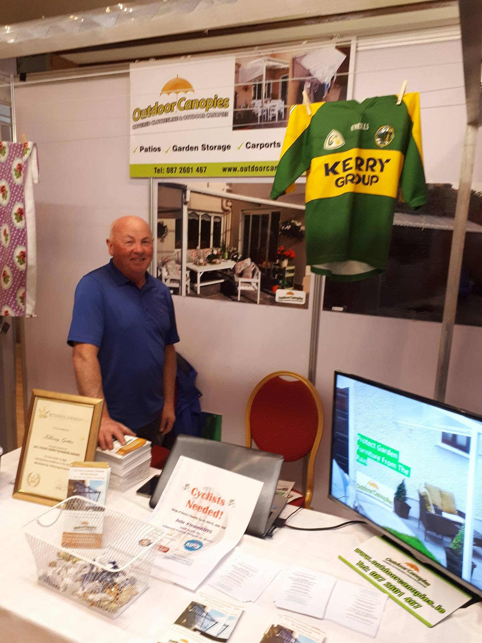 Kerry Expo 18 CC