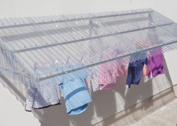 12ft Clothesline Canopy